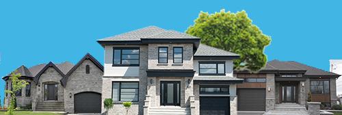 Accueil - Maisons de ville neuves à vendre à Lanaudière