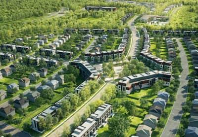 Projet Urbanova - Maisons de ville neuves à vendre à Lanaudière