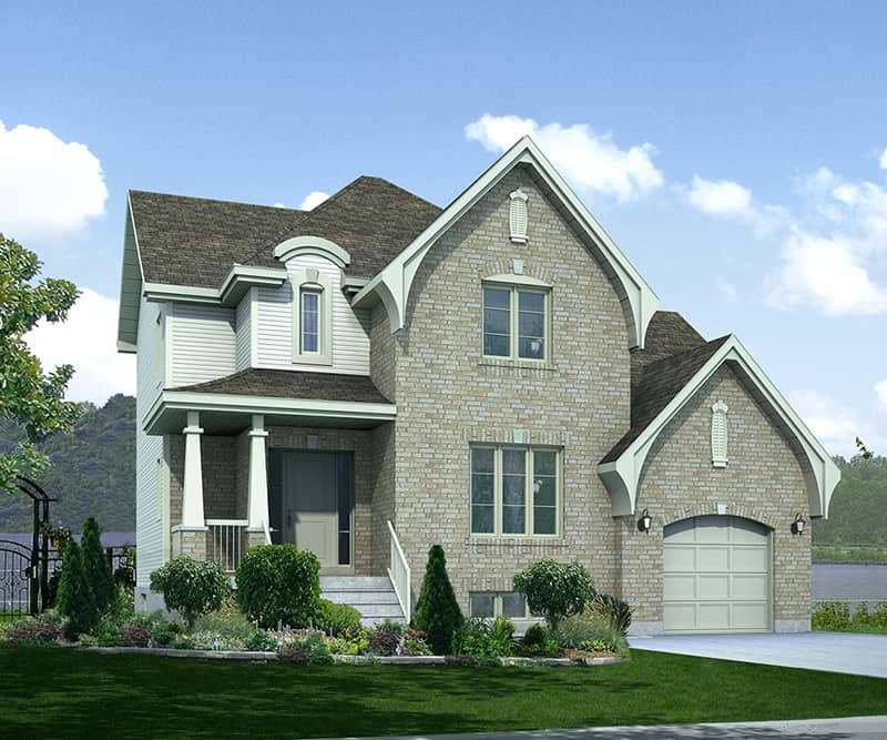 New Construction Homes Model: New Home - Alsace Model