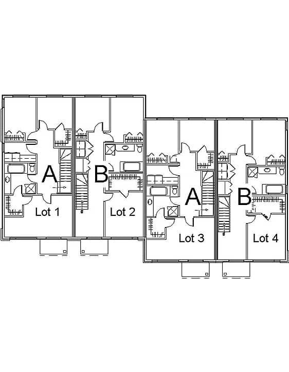 Nos Plans - Maisons de ville neuves a vendre à Terrebonne