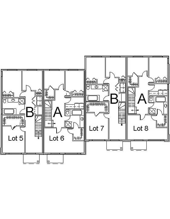 Nos Plans - Maisons de ville neuves à vendre à Lanaudière