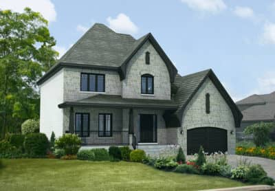 Mod les de maisons neuves rheault construction for Maison modele victoriaville 2016