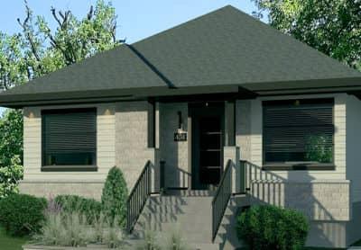 Modèle Saké - Maisons de ville neuves en vente à Lanaudière