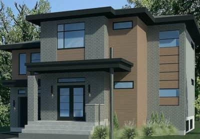 Urbanova A - Maisons neuves à vendre en Montérégie