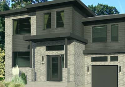 Modèle Urbanova E - Rheault - Maisons neuves en vente à Terrebonne