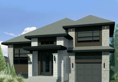 Modèle Urbanova G - Rheault - Maisons neuves à vendre à Lanaudière