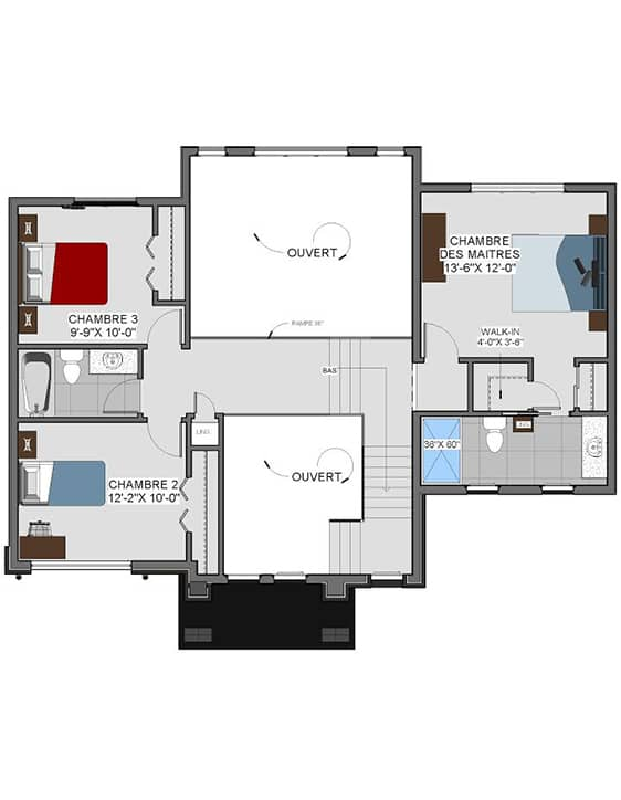 Nos Plans - Urbanova H - Maisons écoresponsables neuves à vendre à Lanaudière