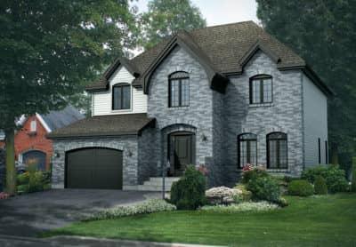 Modèle Versant1 - Maisons neuves à vendre à Terrebonne