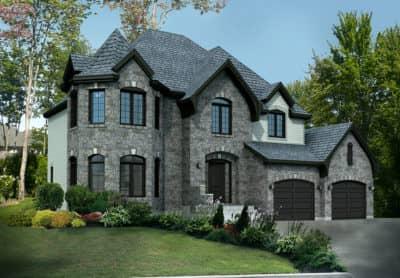 Modèle Versant2 - Maisons de ville neuves en vente à Terrebonne