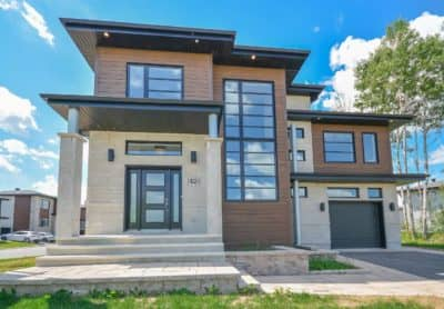 Maisons neuves à vendre a Terrebonne - Modèle D