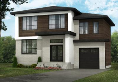 L'Hirondelle 3D - Rheault - Maisons neuves a vendre a Lanaudière