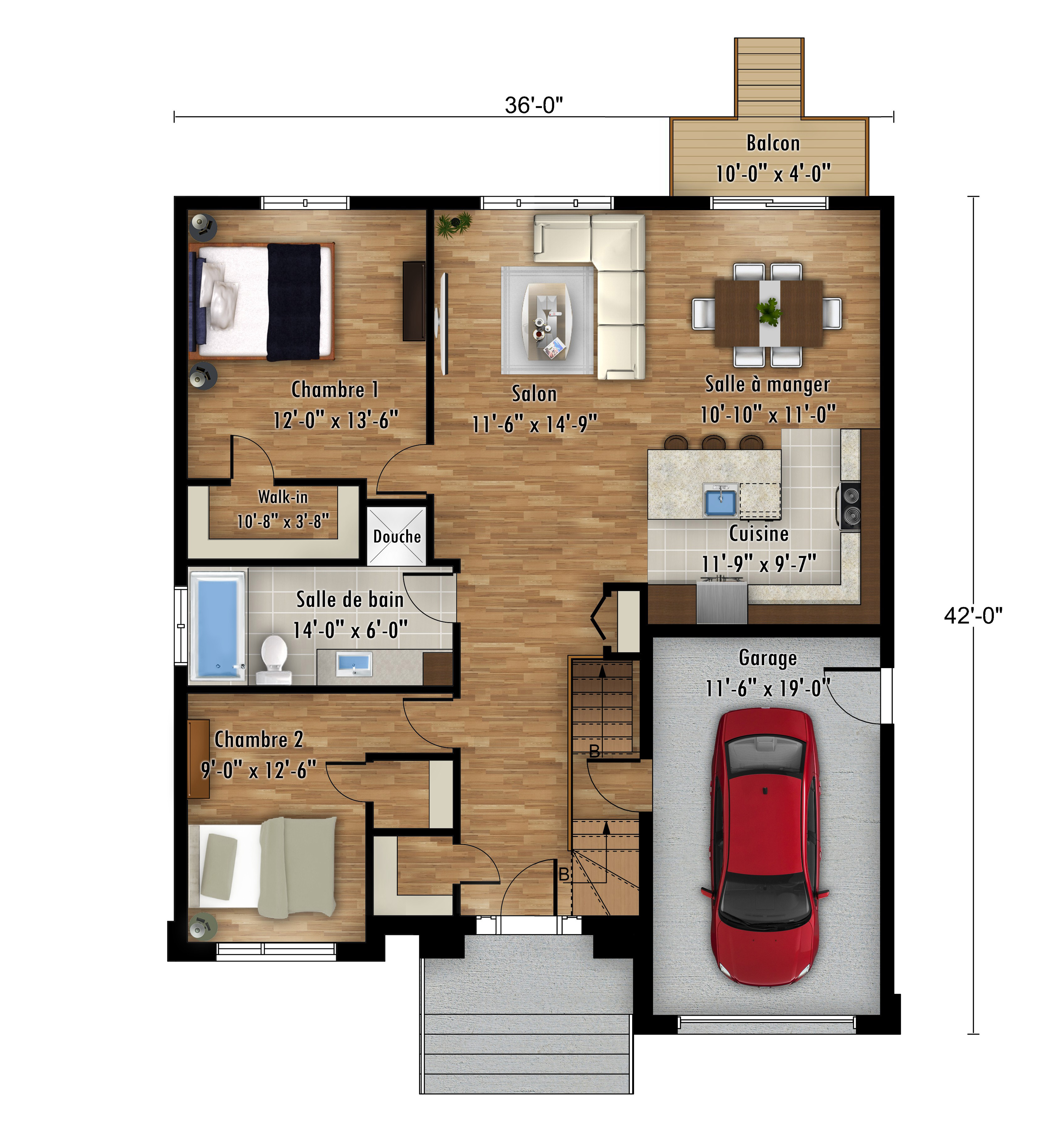 Rheault - Maisons neuves a vendre en Montérégie