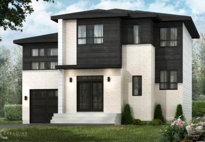 Le Cardinal 3D -Rheault - Maisons neuves à vendre a Lanaudiere
