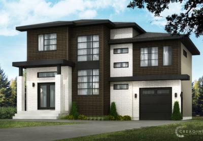 Le Colibri 3D - Rheault - Maisons neuves en vente a Lanaudiere