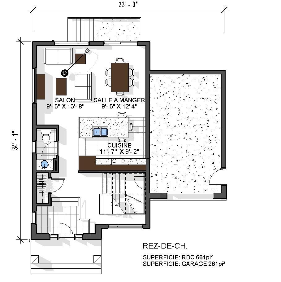 Rheault - Maisons neuves a vendre à Québec