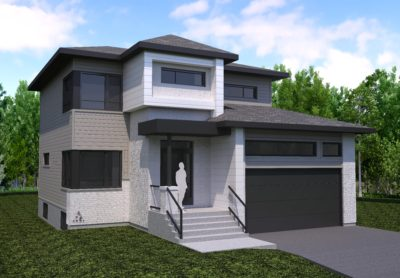 Modeles De Maisons Neuves Rheault Construction